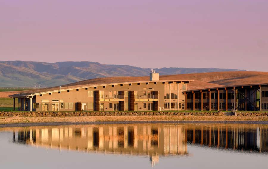 Eritage Resort in Walla Walla, Washington.