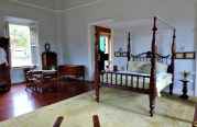 The bedroom in the Great House