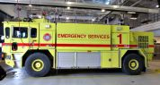 Emergency Services truck #1 at Toronto Pearson