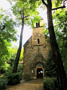 Budapest Margaret Island St. Michael's Chapel
