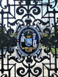 Halifax Public Gardens in May E Mari Merces