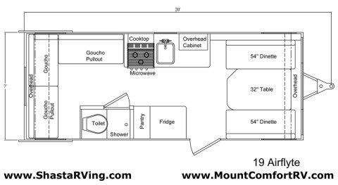 Shasta_Airflyte_19_2015_1961_Re-Release_Mount_Comfort_RV_Floorplan