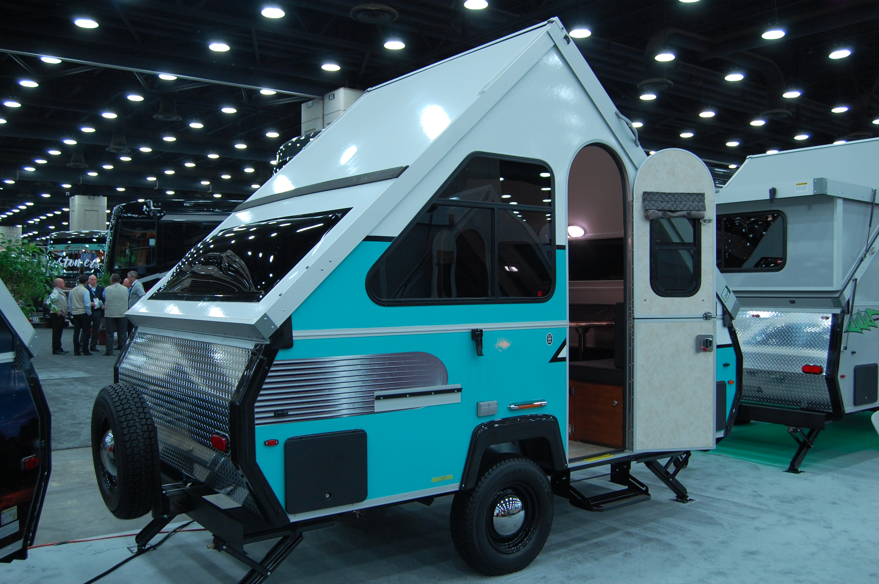 a-frame camper | The Small Trailer Enthusiast