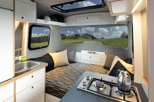 airstream acquires nest caravans the small trailer enthusiast. Black Bedroom Furniture Sets. Home Design Ideas