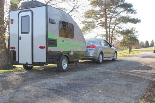 Aliner Expands Ascape Floorplans The Small Trailer Enthusiast