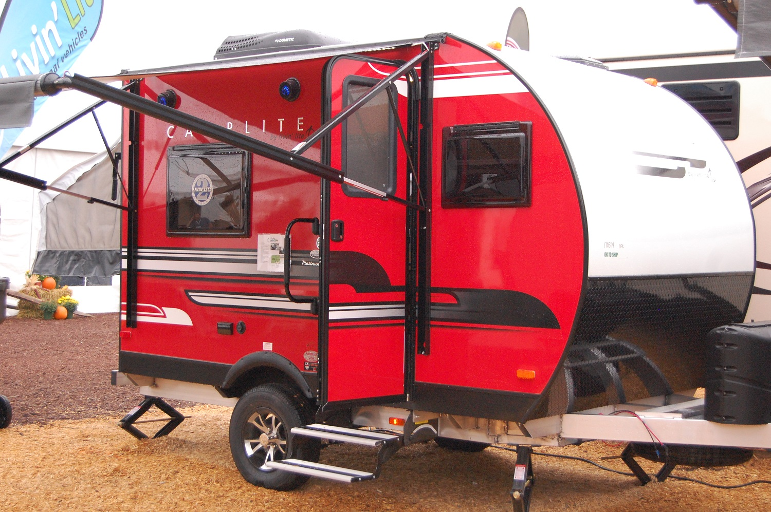 camp lite | The Small Trailer Enthusiast