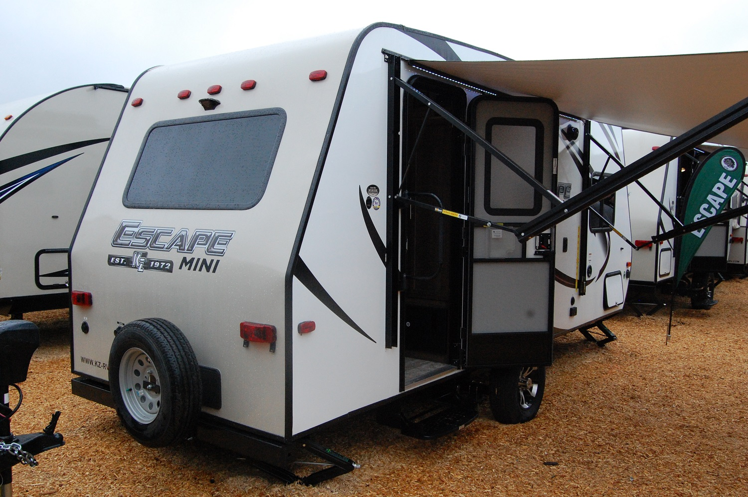 Contests and giveaways travel trailers