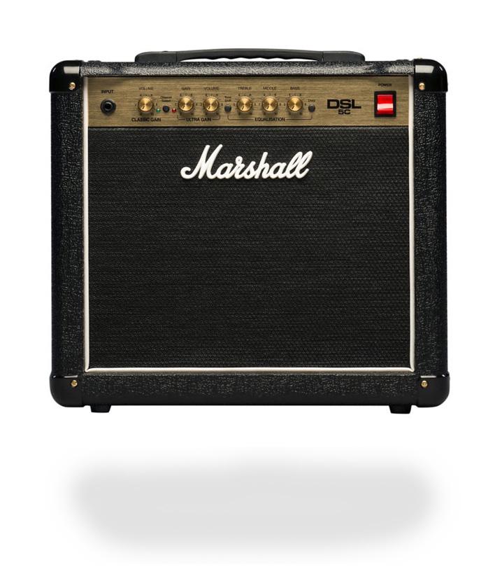 Marshall small tube amp