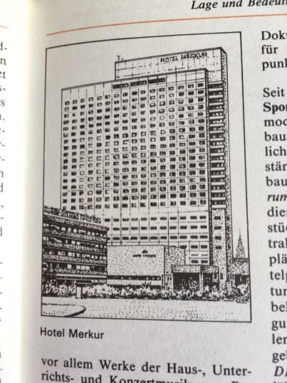 Hotel Merkur - now The Westin Leipzig