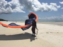 ZWS - kite suffers