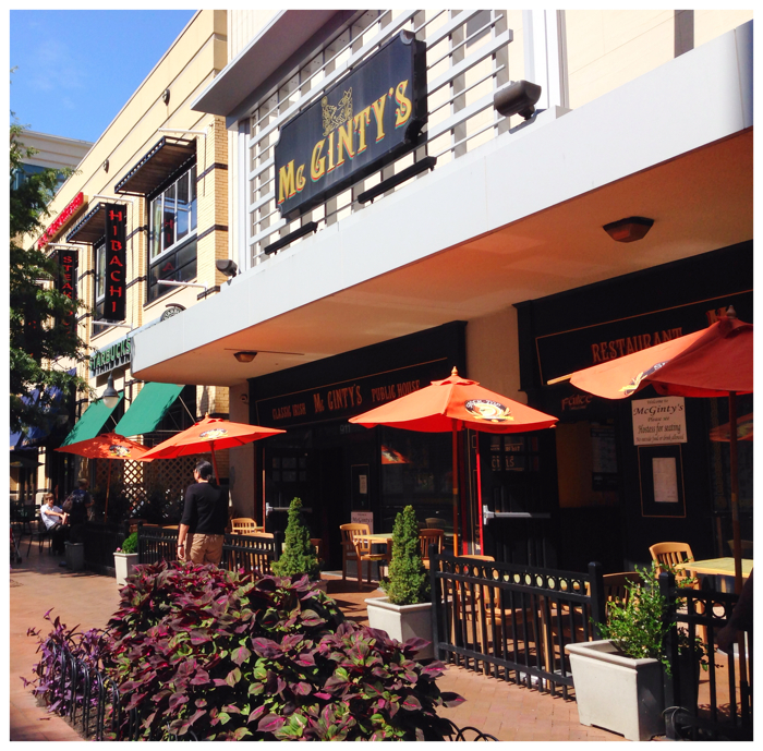 McGinty's Pub in Silver Spring, Maryland