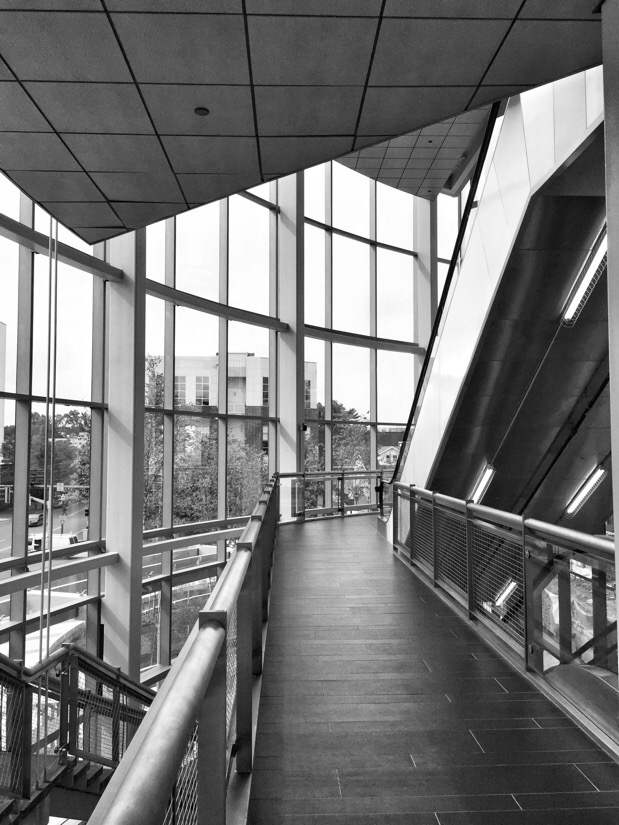 inside the new library in silver spring, maryland