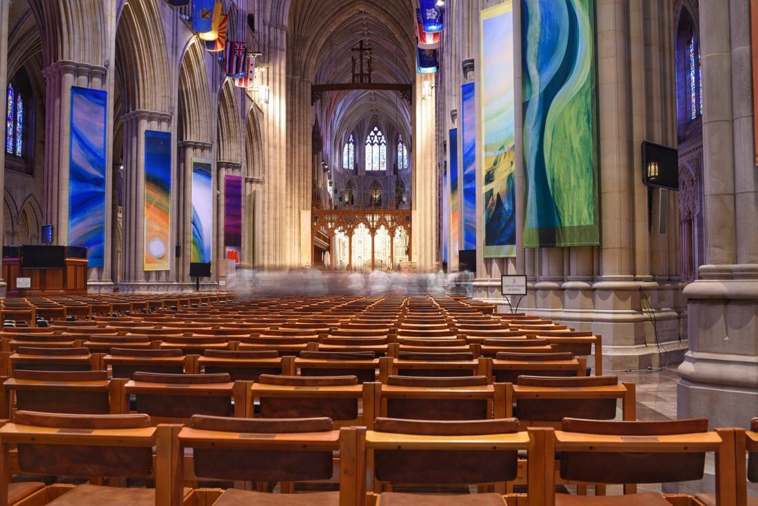 washington national cathedral in washington dc