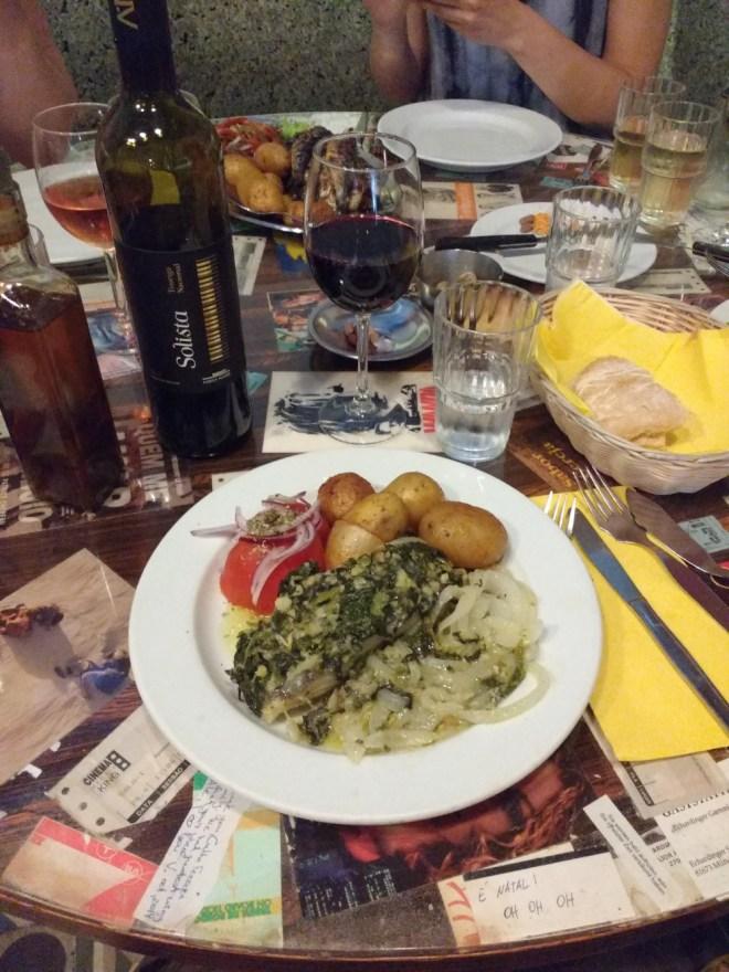 Abendessen bei A Camponesa