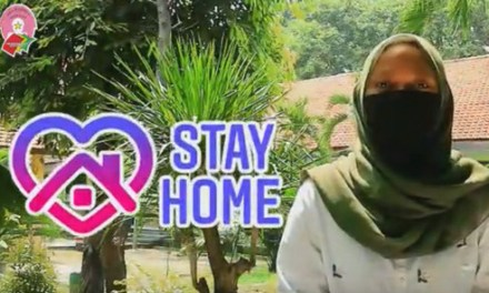 Stay At Home ! Campaign Against Covid-19