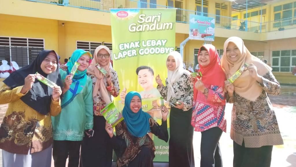 SMA Nasional Malang - Mayora Sari Roti
