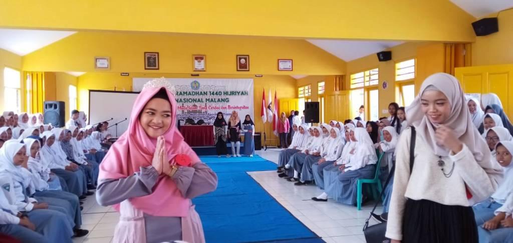 Classmeeting SMANAS Menuju Surga 16