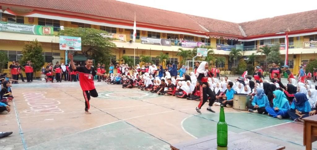 Semangat Jiwa Kompetitif Siswa SMANAS Masih Diadu 4