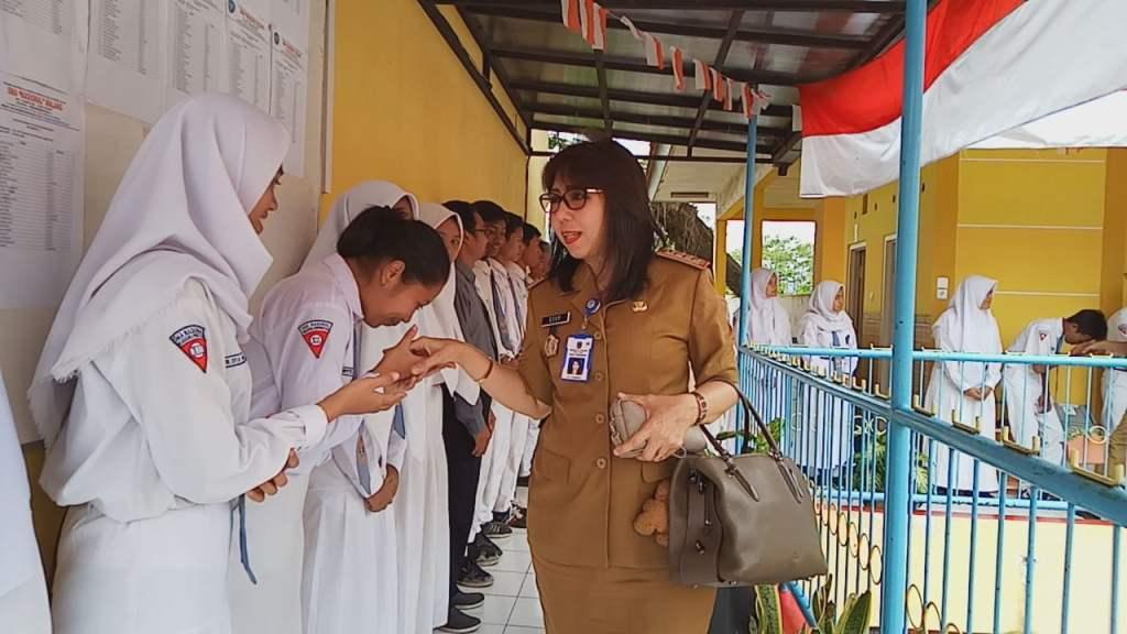 Kabid Pembinaan Pendidikan SMA Jatim Jemput Bola ke Malang 12