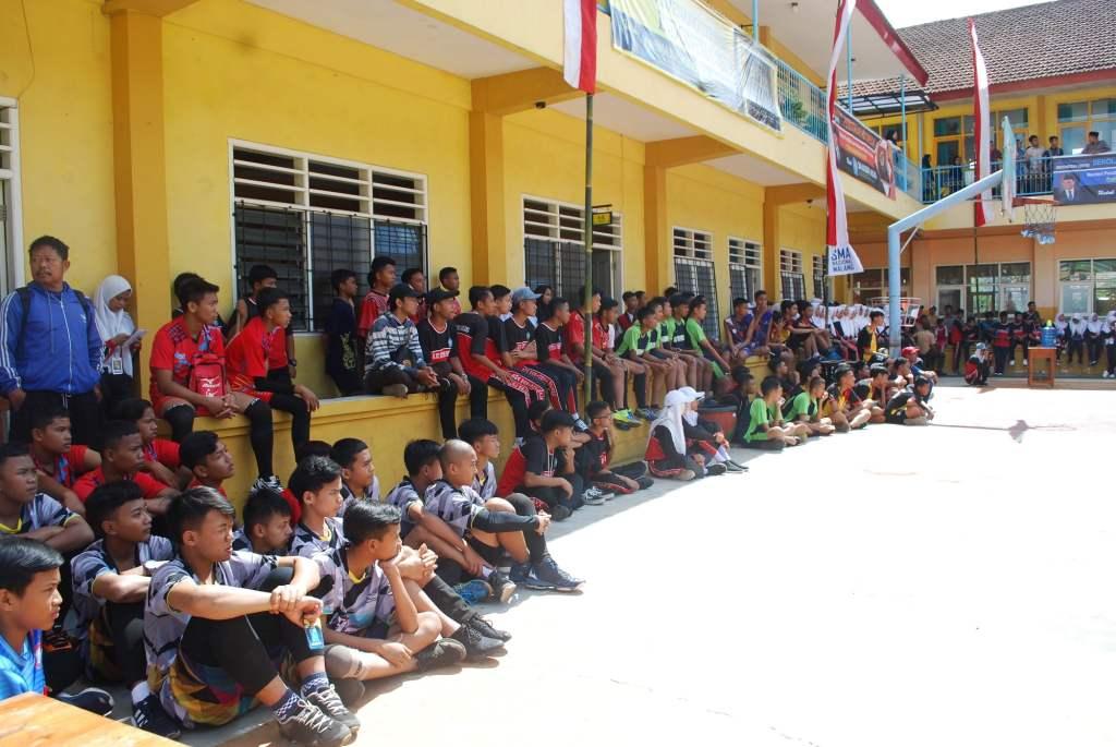 Atlet Voli SMP Malang Raya Junjung Sportivitas dalam SMANAS Cup 2020 13
