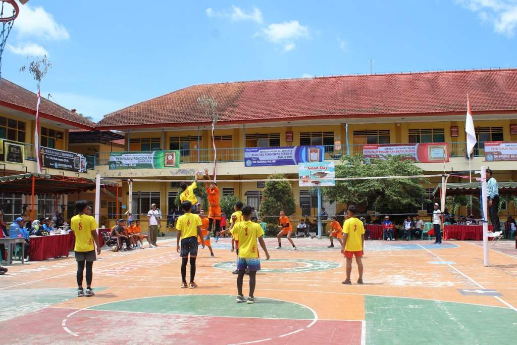 Babak Perempat Final SMANAS Cup 2020 14
