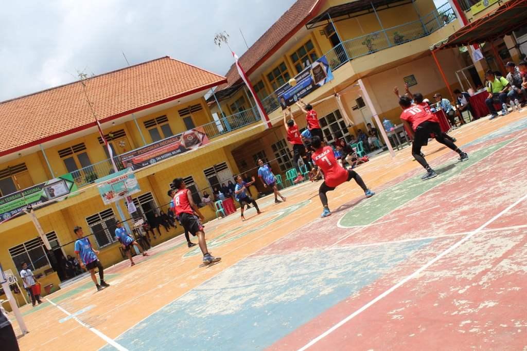 Babak Perempat Final SMANAS Cup 2020 5