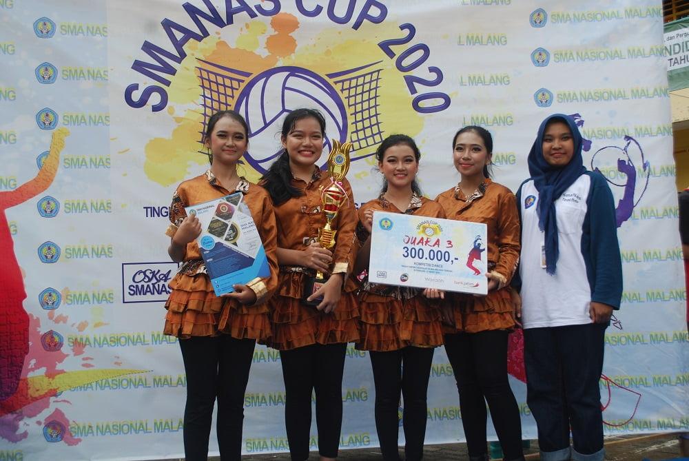 Gerakan Energik Iringi Peserta SMANAS Dance Competition 2020 5