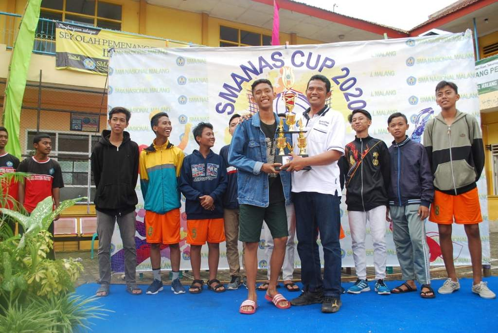 We Are The Champion, Final SMANAS CUP 2020 9