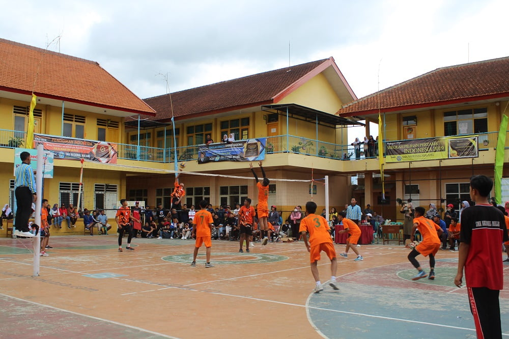 We Are The Champion, Final SMANAS CUP 2020 14
