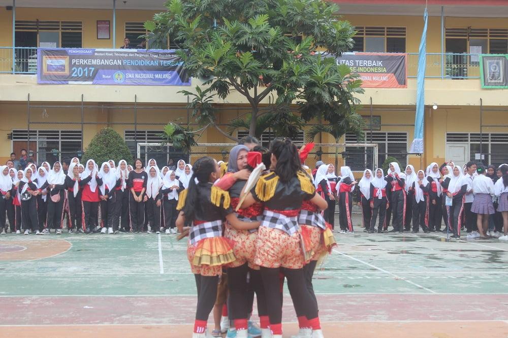 Gerakan Energik Iringi Peserta SMANAS Dance Competition 2020 11