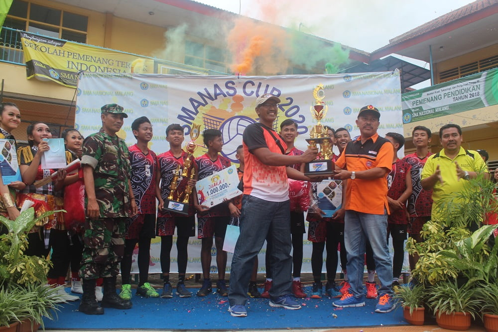 We Are The Champion, Final SMANAS CUP 2020 5