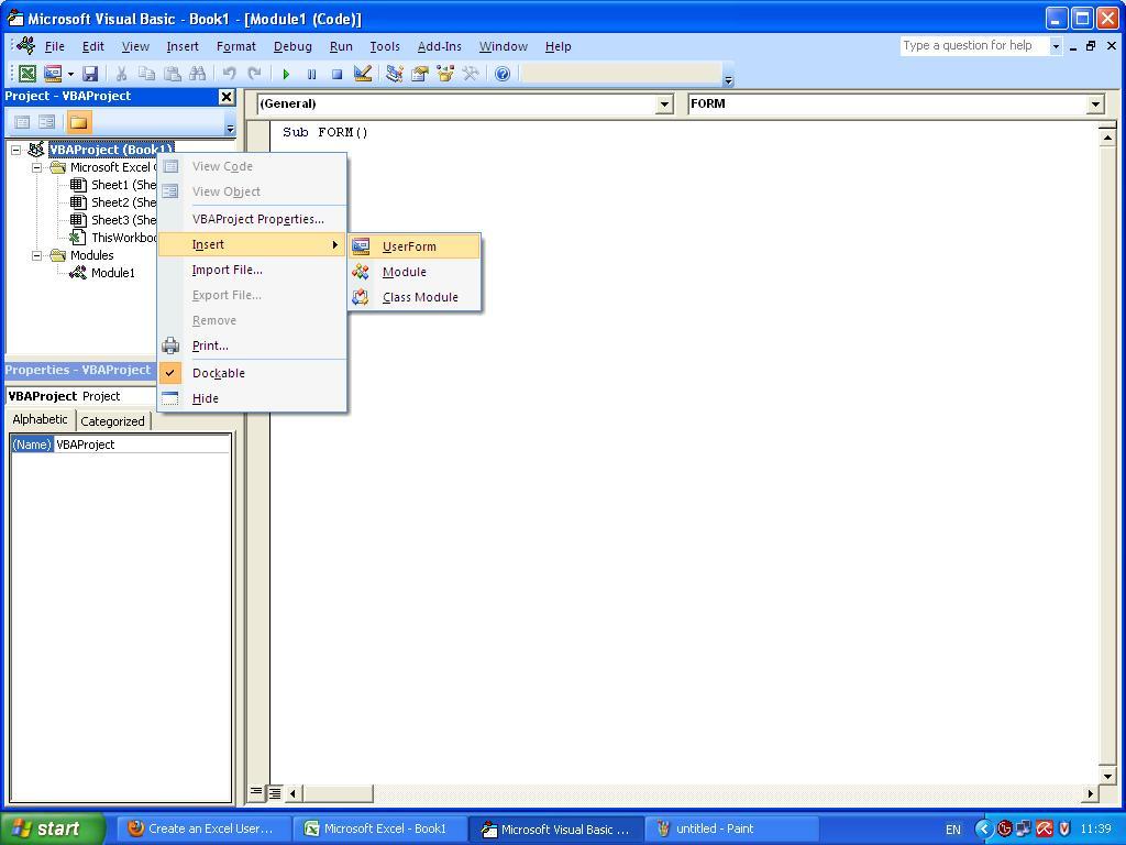 Aplikasi Input Data Siswa Menggunakan Macro Excel