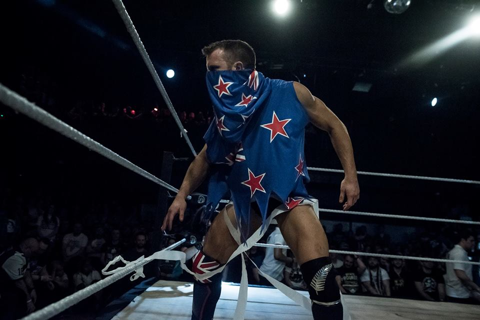 (Kuva: Rob Brazier Photography / Progress Wrestling)