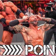 viisi pointtia wrestlemania 35