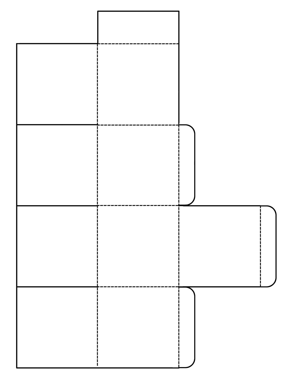 Box Craft Make Printable
