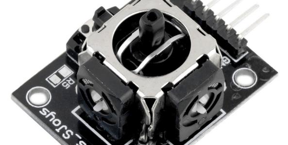 Игровой контроллер для Arduino