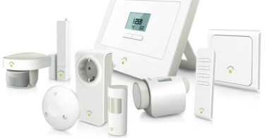 Die Gerätefamilie des RWE SmartHome Systems