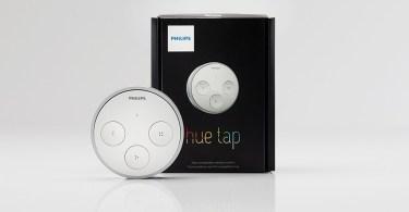 Der smarte Lichtschalter von Philips.