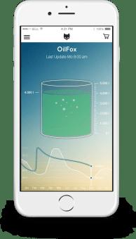 OilFox iPhone App 3