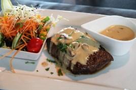 smartijs - steak champgignon