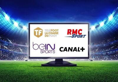 chaine foot sport champions league ligue 1 la liga iptv