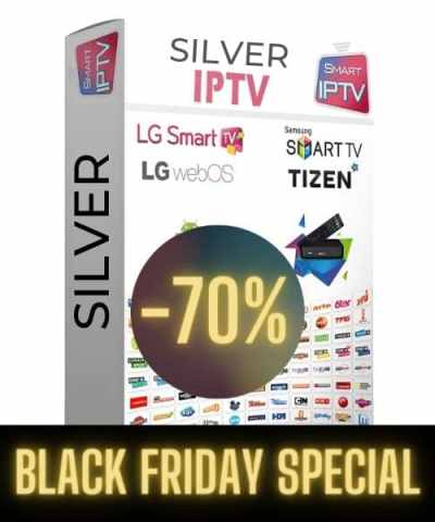 black friday abonnement iptv
