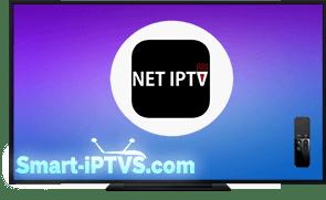 Net iPTV Subscription