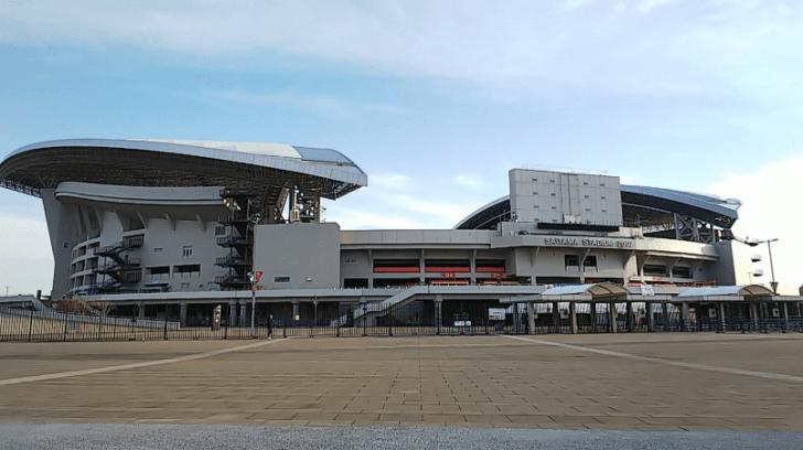 埼玉スタジアム2002の座席表のキャパや見え方を画像付きで紹介!おすすめの席はどこなの?