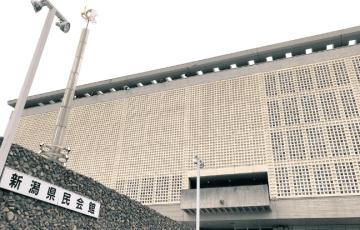 新潟県民会館 大ホールの座席表のキャパや見え方を画像で紹介!見やすい席はどこ?