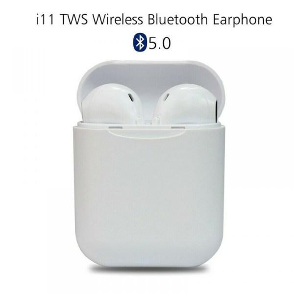 i-11 tws bluetooth earphones