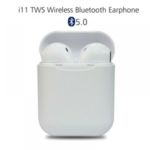 i-11 tws bluetooth earphones