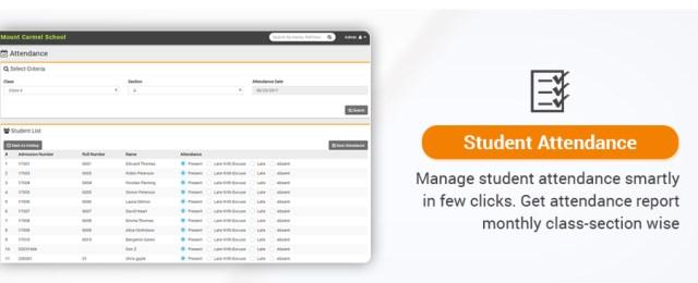 Smart School : School Management System - 42