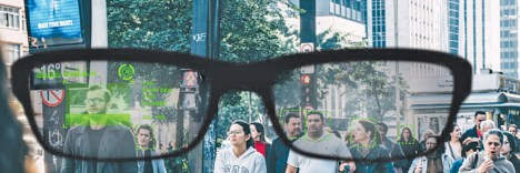 How ABHED platform works through smart glasses