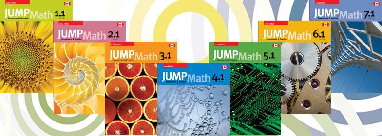 Jump Math Multiplication Worksheets 6